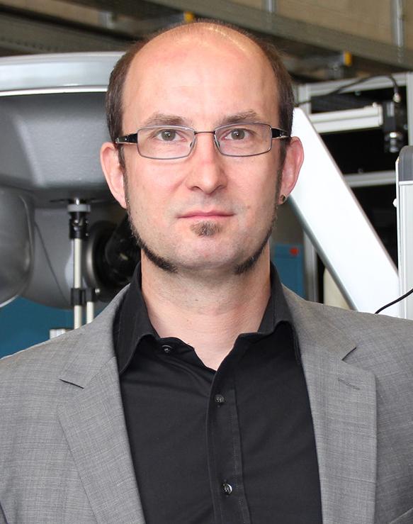 Bild von Professor Matthias Wenk